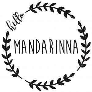 logo hello- mandarinna